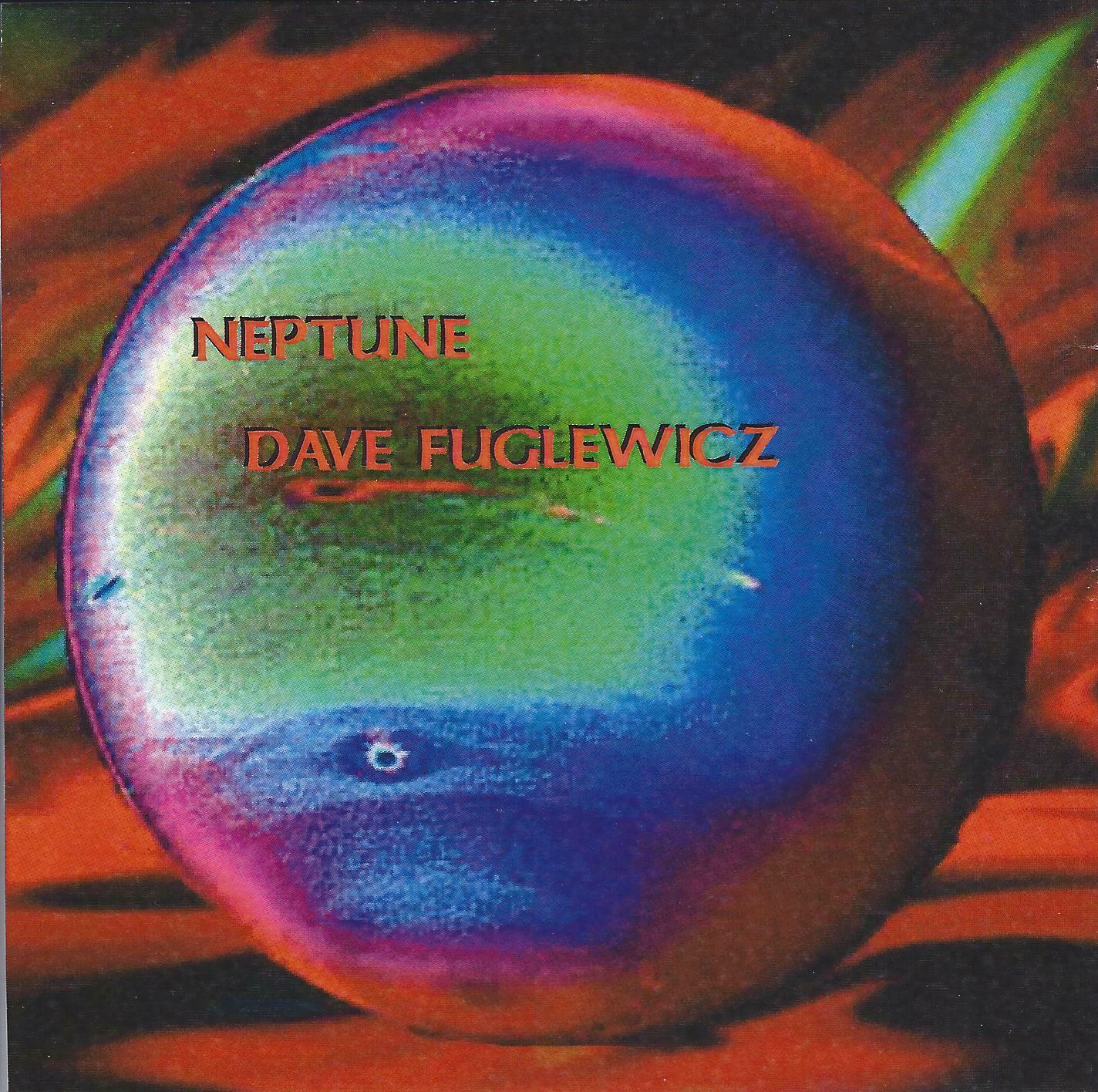 Neptune Great Dark Spot a Great Dark Spot on The